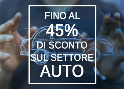 Offerte settore auto